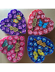 1 Фавор держатель-В форме сердца Коробочки Подарочные коробки