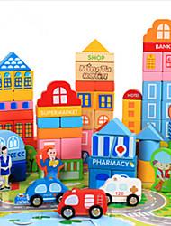 Bloques de Construcción Para regalo Bloques de Construcción Casa 1-3 años de edad 3-6 años de edad Juguetes