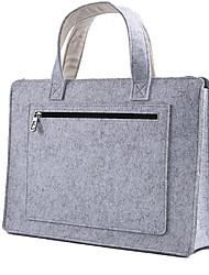 Borsa della borsa del computer portatile della borsa del computer portatile delle lane macbook 15 pollici