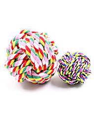 Balles et accessoires Rond Sphère Lin/coton tous les âges