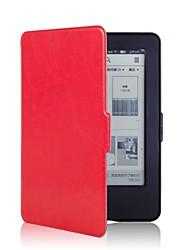 застенчивый медведь ™ Crazy Horse кожаный чехол чехол для Amazon Kindle нового 2014 сенсорном экране (Kindle 7)