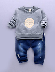 Boys' Others Sets,Cotton Spring Clothing Set