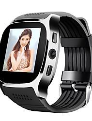 Smart Watch Pédomètres Sportif Caméra Suivi de distance Multifonction Information Mode Mains-Libres Contrôle des Messages Anti-lost