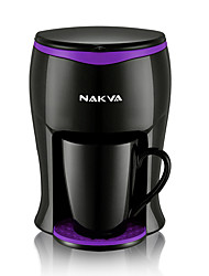 NAKVA GCA-012 Coffee Machine Hourglass Kitchen 220V Cute Lightweight