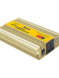 MNDZ-600W Pure Sine Wave Power Inverter DC12-AC220 Car Power Inverter