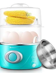 CHIGO ZDQ-201 Egg Cooker Double Eggboilers Multifunction Creative Low Noise Power light indicator Detachable Upright Design 220V