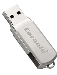 Caraele metal rotary fat man usb2.0 128gb flash drive u mémoire de disque
