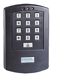 Cu-k18 controllo accessi controllo access control attendance ic id card reader accesso password controllo em