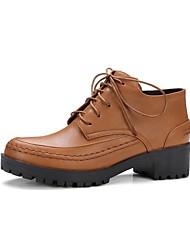 Унисекс Туфли на шнуровкеУдобная обувь Гладиаторы Зимние сапоги Верховые ботинки Модная обувь Ботильоны Армейские ботинки Светодиодные