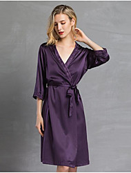 XuanYan Women's Suits Nightwear Embroidery-Thin