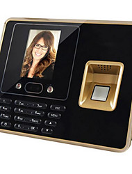 Распознавание лиц отпечаток пальца сеть удаленного удаленного мобильного телефона wifi посещаемости машины
