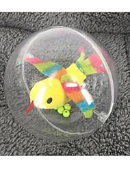 Cat Toy Pet Toys Interactive Bird Plastic