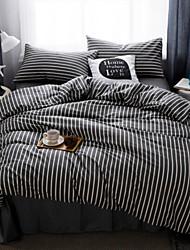 Stripe Poly/Cotton Poly/Cotton