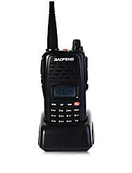 Baofeng bf-v85 uhf / vhf walkie talkie 99 canaux 136 - 174mhz / 400 - 480mhz