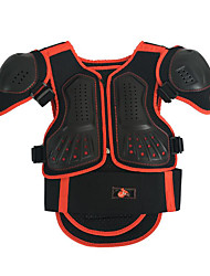 Motorcycle Rugs Child Teenager Motorcycle Pulley Safety Armor Extreme Sports Anti-fall Armor