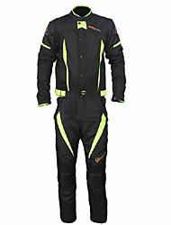 Riding Tribe JK37&HP08 Motorcycle Set Riding Clothing Set Men & Women Racing Suit Drop Waterproof Motorcycle Clothes
