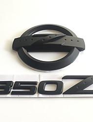 Логотип автомобильного автомобиля для металлического металла