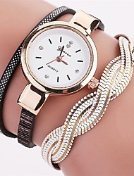 XU Women's Luxurious Elegant Quartz Bracelet Watch