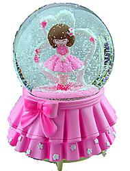 Balls Music Box Toys Round Female Girls' Pieces