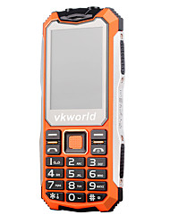 vkworld V3S 2.4 inch Ultra-long Standby Time (32MB  32MB 0.3MP battery 2200mAh)