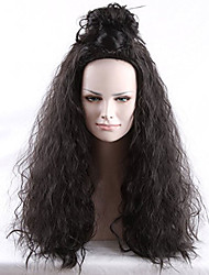 In Stock Human Hair Water Wave Glueless Full Lace Wigs With Baby Hair 8 -26 Inch Cheap On Sale