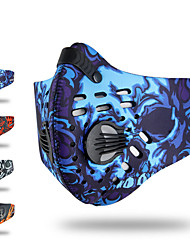 XINTOWN Half Face Mask Anti Pollution Dust Mask Windproof Outdoor Cycling Mask Ski Snowboard Mask Camouflage