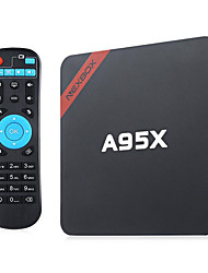 A95X TV Box Quad Core Amlogic S905X 1GB 8GB WiFi