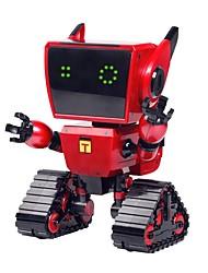Robots domestiques et personnels Parlant Numérique Plastique