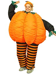 Inflatable Pumpkin Costumes Halloween Carnival Party Suits Inflatable Costume Adult Fancy Dress Suit For Man and Women