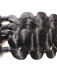 Оптовые лучшие бразильские виргинские пучки волос 1kg 10pcs много тела волны стиль необработанных человеческих волос соткает естественный