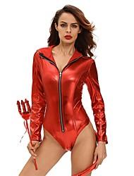 Cosplay Costumes Masquerade Angel/Devil Vampire Cosplay Festival/Holiday Halloween Costumes Vintage Others Leotard/Onesie WandHalloween