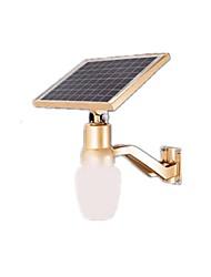 SZLL-T768 Solar Apple Light Human Body Sensitive LED Light Control Function Solar Garden Light