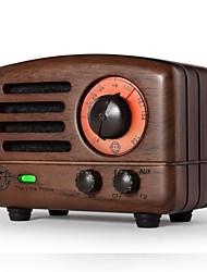 MW-2 Radio portatil Radio FM Altavoz incorporado Café