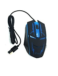 Exquisite Appearance Of The Wired Gaming Mouse