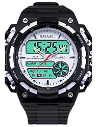 Women's Men's 50M Waterproof Fashion Digital LED Quartz Watches Men's Military Clock  Relogio Masculino Sport Watch