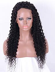 Des perruques frontales à la perruque bouclés et à la mode à la mode et à la mode 130% de densité pour les extensions de cheveux humains