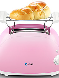 DonlimDL-8111 Bread Makers Toaster Kitchen 220VMultifunction Light and Convenient Timer Cute Low Noise Power light indicator Lightweight Low vibration