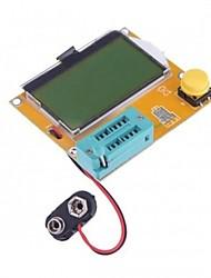Lcr-t4 esr metro transistor tester