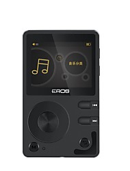 aigo Hi FiPlayer8GB Jack 3.5 mm Cartão Micro SD 128GBdigital music playerBotão