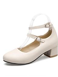 Damen Flache SchuheKnöchelriemen Schuhe für das Blumenmädchen Tiny Heels für Teens Leuchtende Sohlen formale Schuhe Komfort Ballerina
