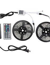 72W Sets de Luces 6500-7200 lm AC100-240 V 10 m 600 leds RGB