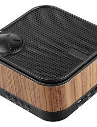L63 Radio portatil Bluetooth Tarjeta TFWorld ReceiverNegro