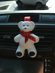 sortie de voiture air parfum parfum ruban rouge mignon big bear rencontre parfum ocean flavor purificateur d'air automobile