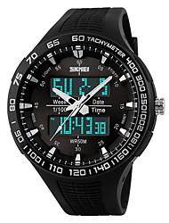 Skmei Brand Men LED Digital Watch Military Dive Swim Sports Watches Fashion Waterproof Outdoor Dress Wristwatches orologio uomo 1066