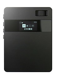 De alta fidelidadPlayer8GB Conector 3.5mm Tarjeta TF 128GBdigital music playerBotón