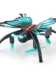 Dron JJRC Butterfly Drone 4 Canales 6 Ejes Con la cámara de 0,3 MP HD WIFI FPV FPV Iluminación LED Retorno Con Un Botón Modo De Control