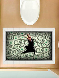 3D Wall Stickers 3D Wall Stickers 3D,Paper Material Home Decoration Wall Decal