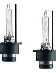 1 paire de voiture véritable ampoule au xénon 85122 d2s 4300k caché ampoule au xénon