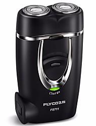 flyco fs711 бритье мужчины электрическая бритва подлинная матовая поверхность перезаряжаемая электрическая роторная мужская бритва