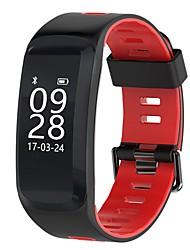hhy nouveau n ° 1 f4 bracelets intelligents pression sanguine oxygène surveillance du rythme cardiaque ip68 bracelet étanche à l'eau une